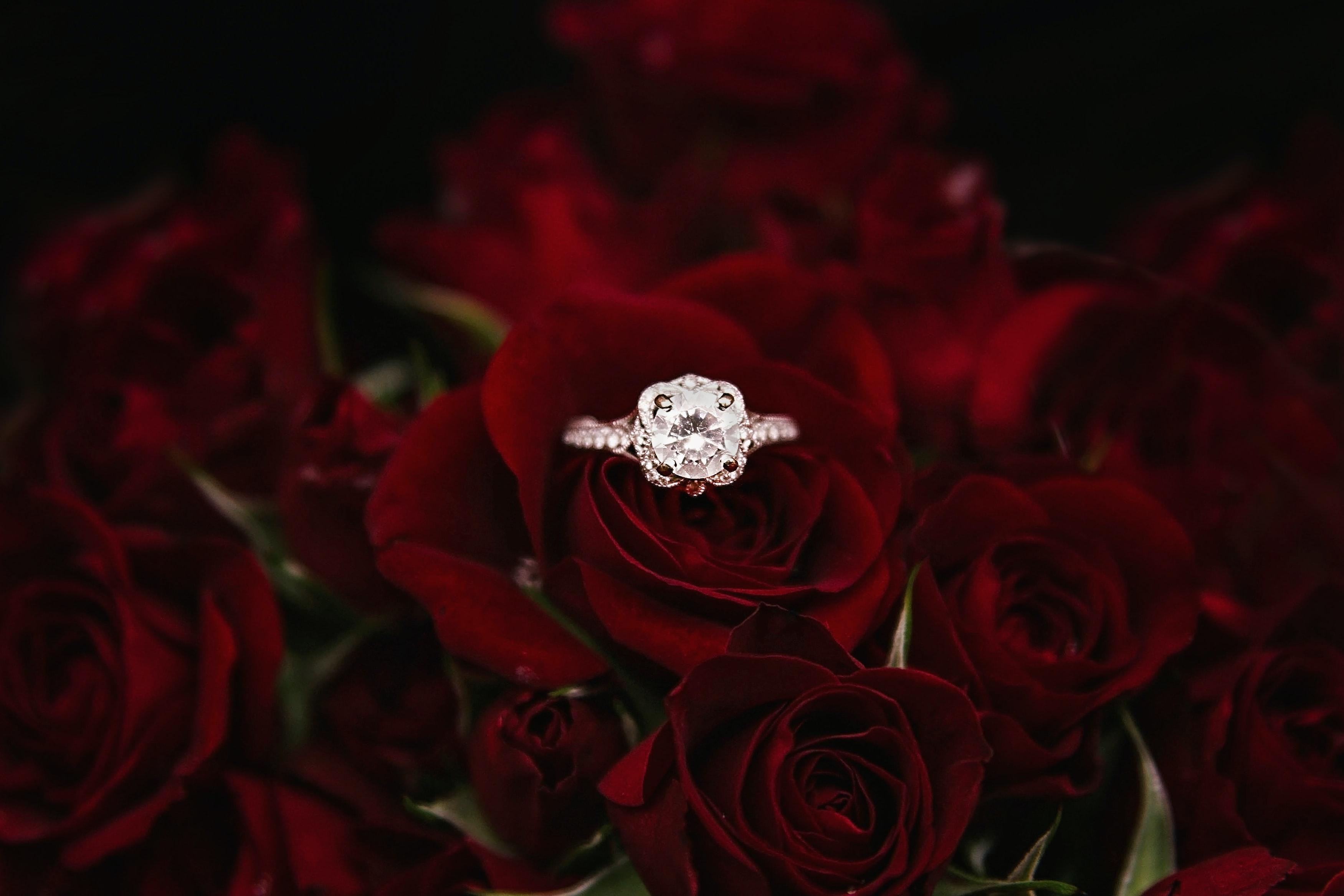 Bijou diamant Saint Valentin