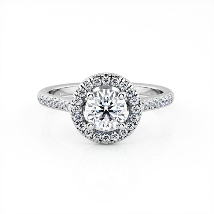 achat Bague  Classique  Diamant or BRILLANT