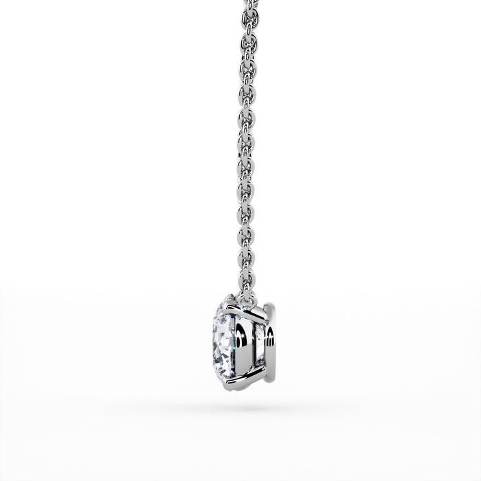 achat Pendentif Classique  Diamant or 4 GRIFFES sans bélière