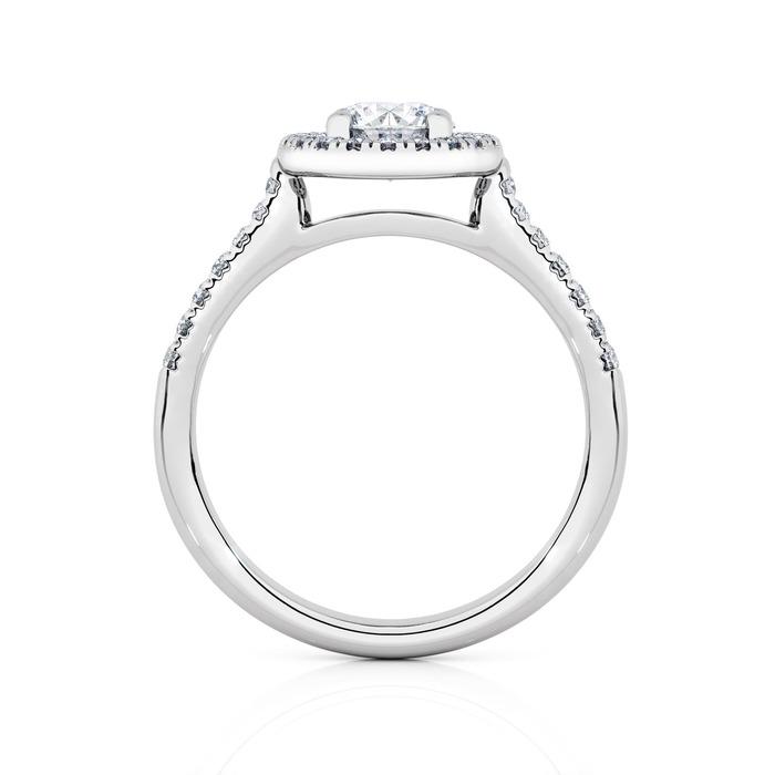 vente Bague  Classique  Diamant or BRILLANT